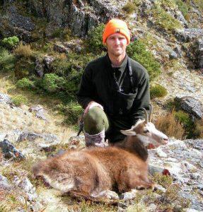 Austrian Chamiox Hunting