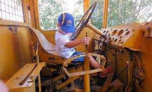 MOW machinery