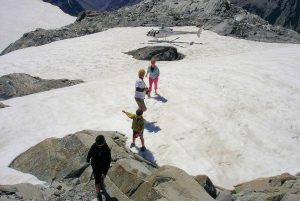 Helicopter Rides Mt Cook