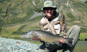 Ahuriri River Fishing